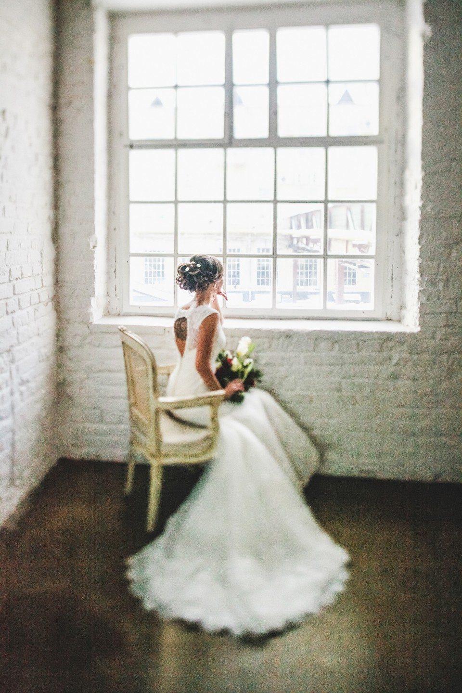 Случайная встреча длиною в жизнь: свадьба Кати и Никиты