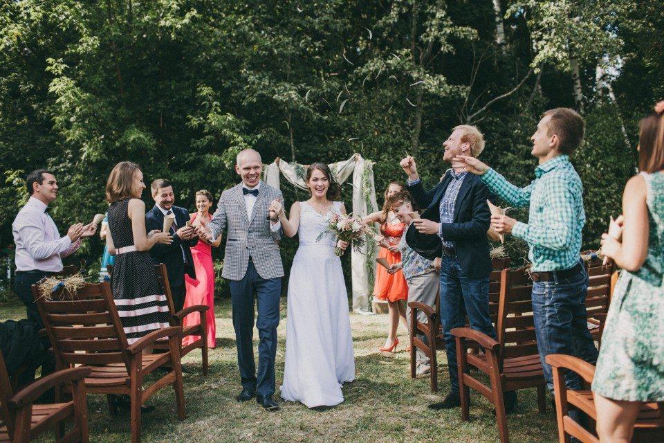 Дом там, где сердце: свадьба Веры и Рамиля