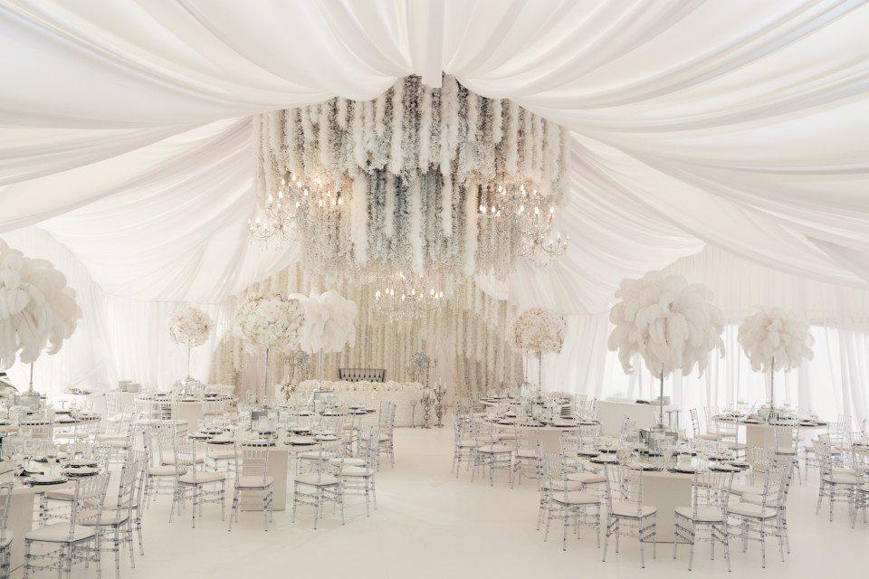 Белое волшебство: свадьба Игоря и Дарьи