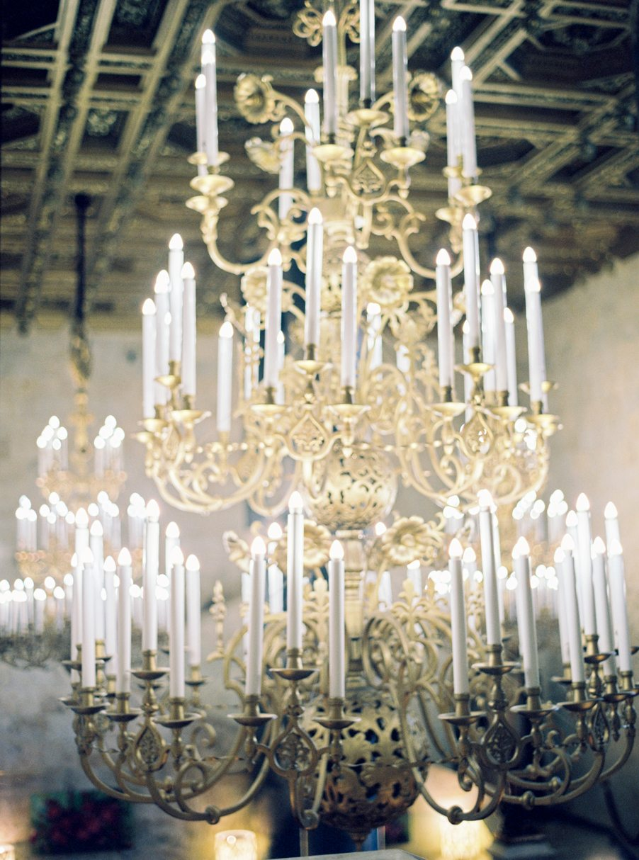 Золото барокко: свадьба Антона и Анны
