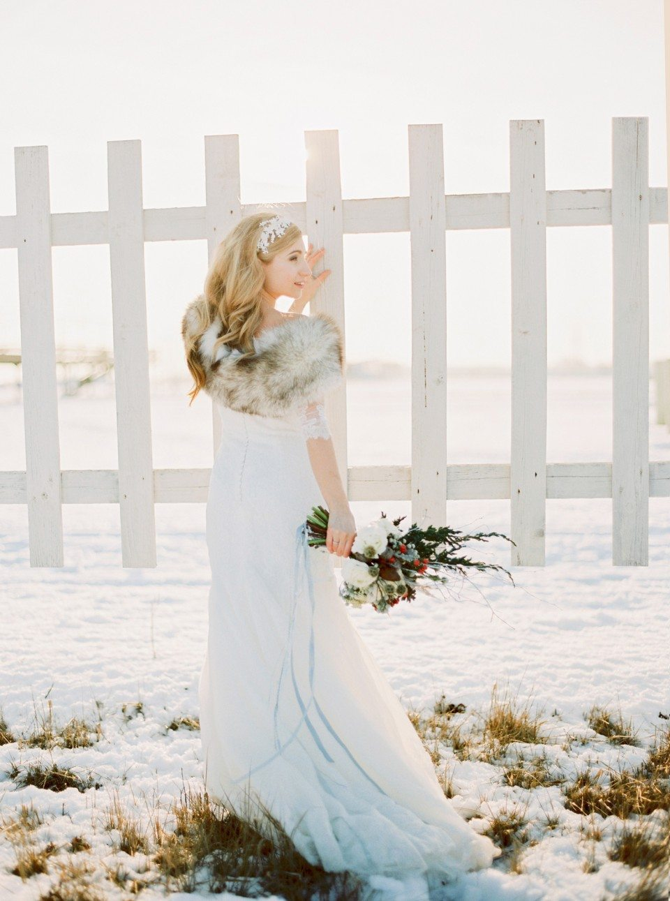 Где-то в Нарнии: свадьба Тома и Ксении