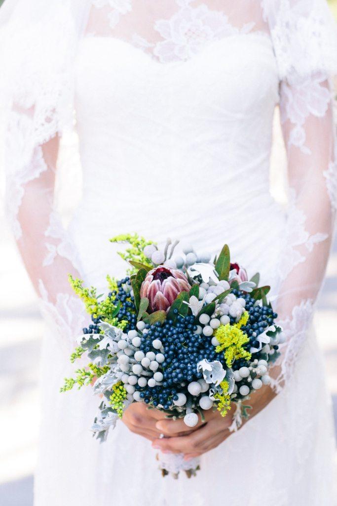 Кириллица любви: свадьба Кирилла и Любы