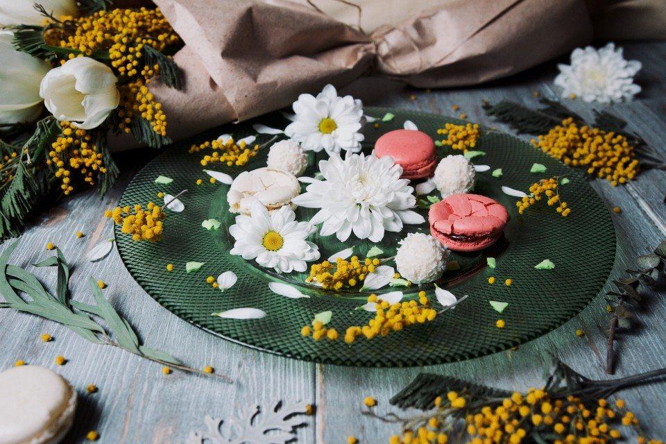 Цветочная кухня: прикосновение весны