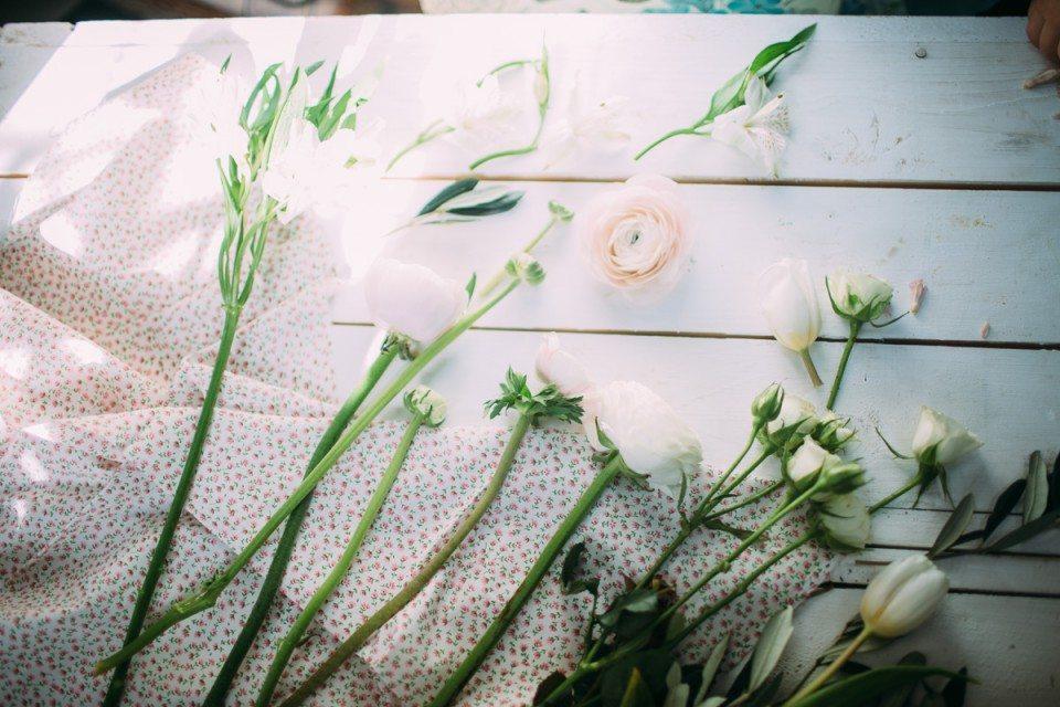 Цветочная кухня: расцветающая весна