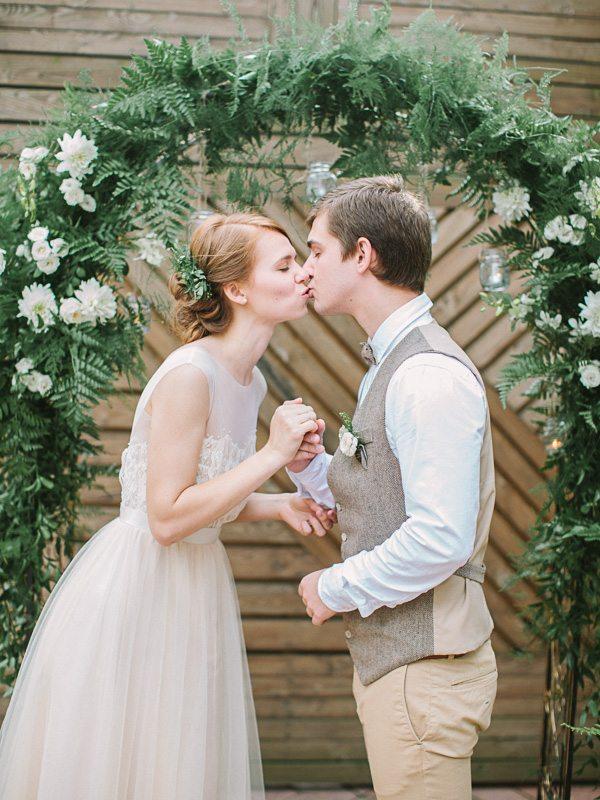 Forest Tale: свадьба Оксаны и Дани