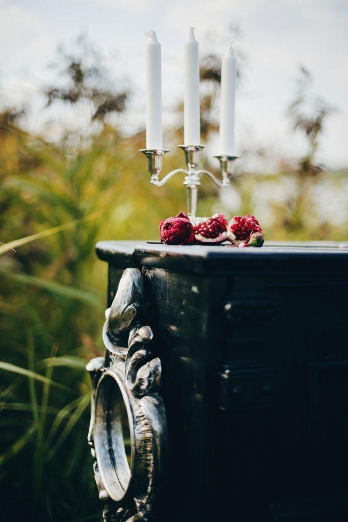 Любовь к гранатам: свадьба Карена и Беллы