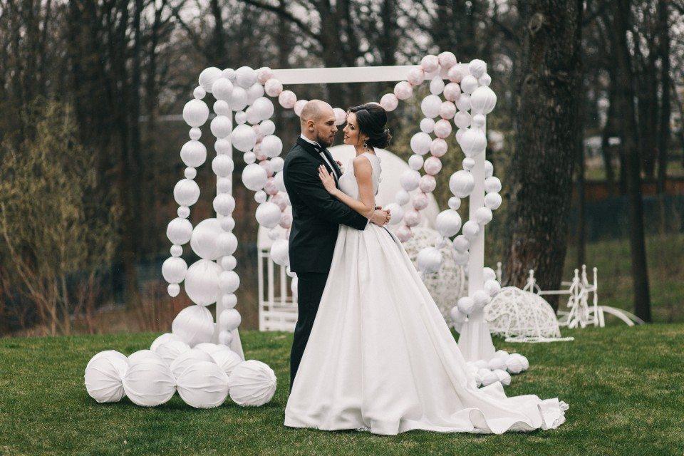 Свадьба от Chanel: стилизованная съемка