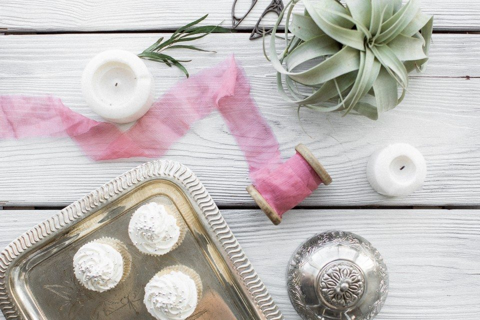 Silver Monday: стилизованная съемка утра невесты