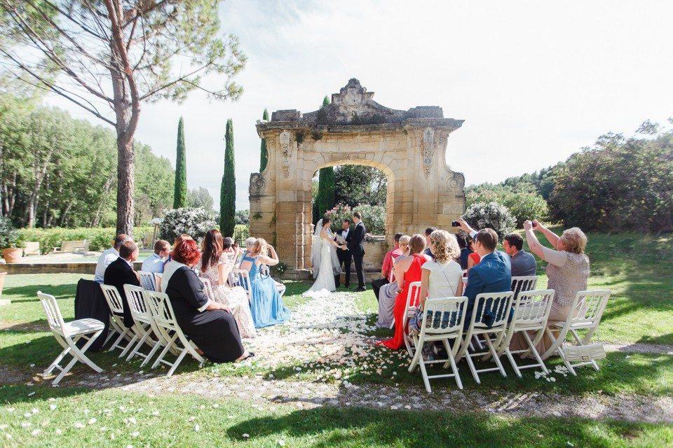 Романтика Прованса: свадьба Михаила и Ольги
