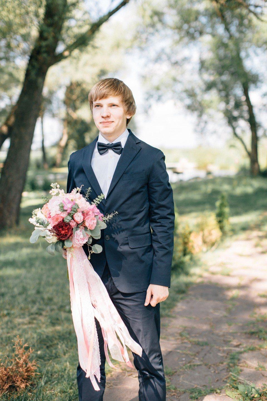 Светлая палитра чувств: свадьба Светланы и Владислава