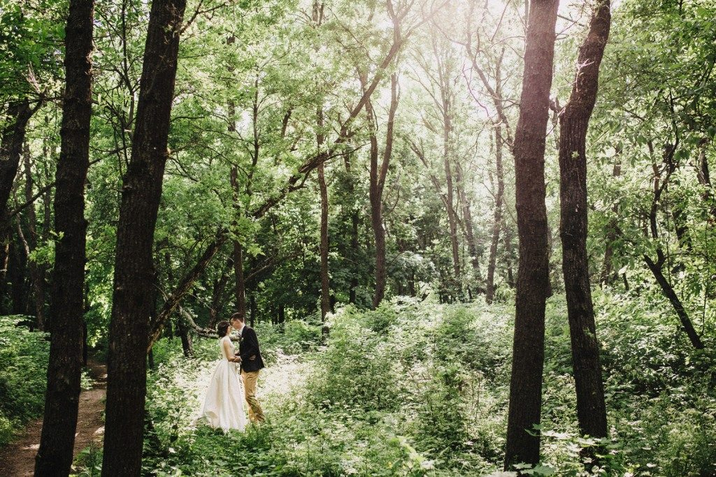 Наш Прованс: свадьба Алексея и Карины