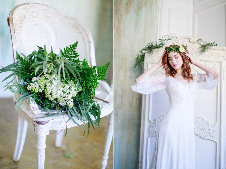 Wedding lookbook: 6 образов невесты