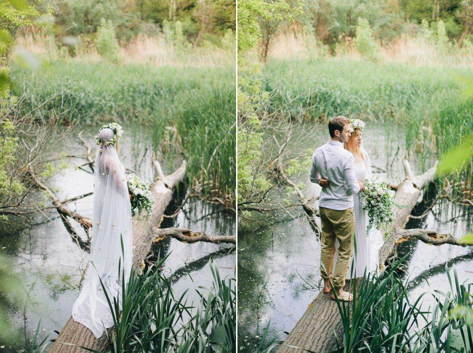 Весенняя свежесть: love-story Вани и Юли