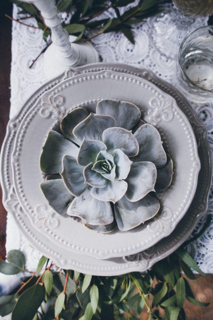 В нежном стиле botanic: стилизованная съемка для Григория и Анастасии