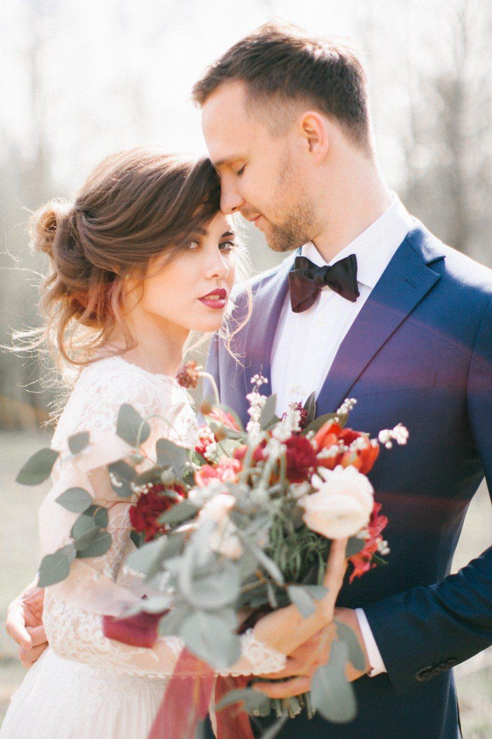 Lama wedding: стилизованная съемка