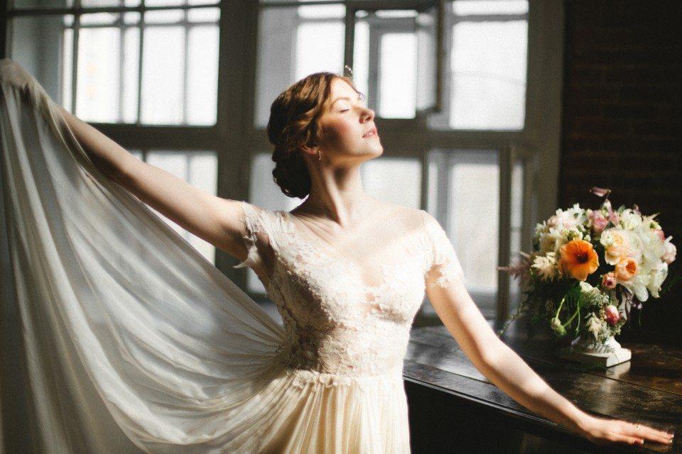 Love is a dance: стилизованная съемка