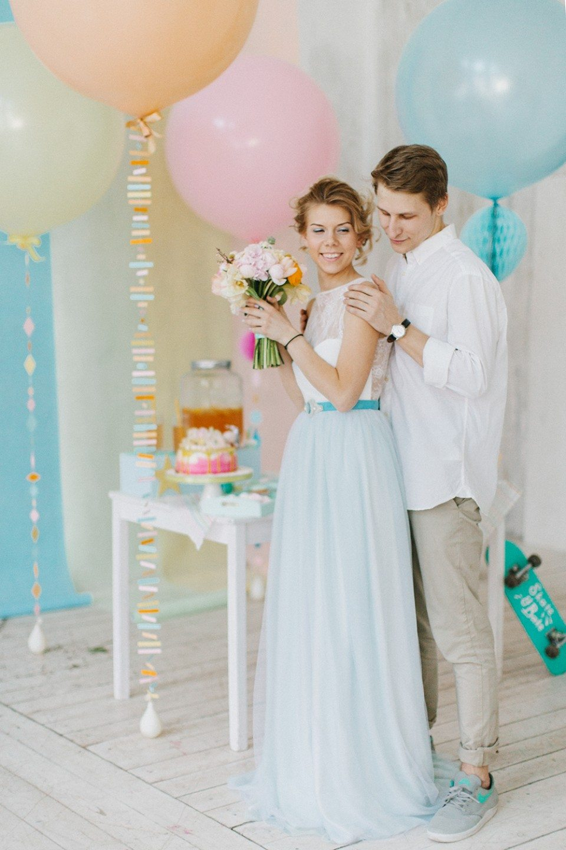 Skate & Bake: love-story Саши и Фила