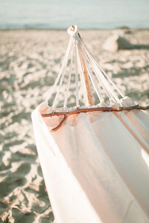 На светлых парусах: стилизованная съемка