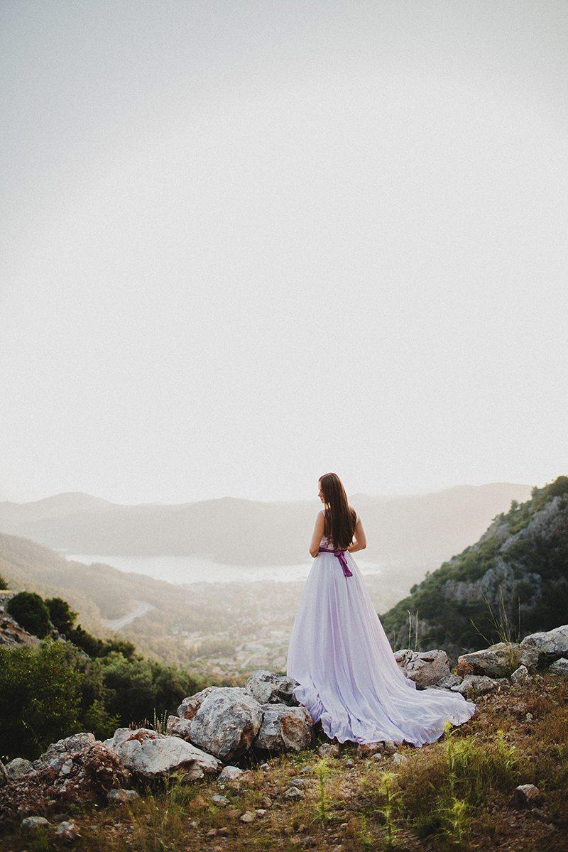 Горы, небо и еще один повод влюбиться: love-story Саши и Лены