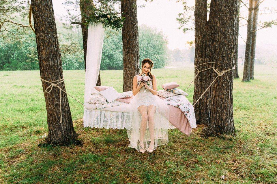 Сказочный сон: love-story Ирины и Валерия