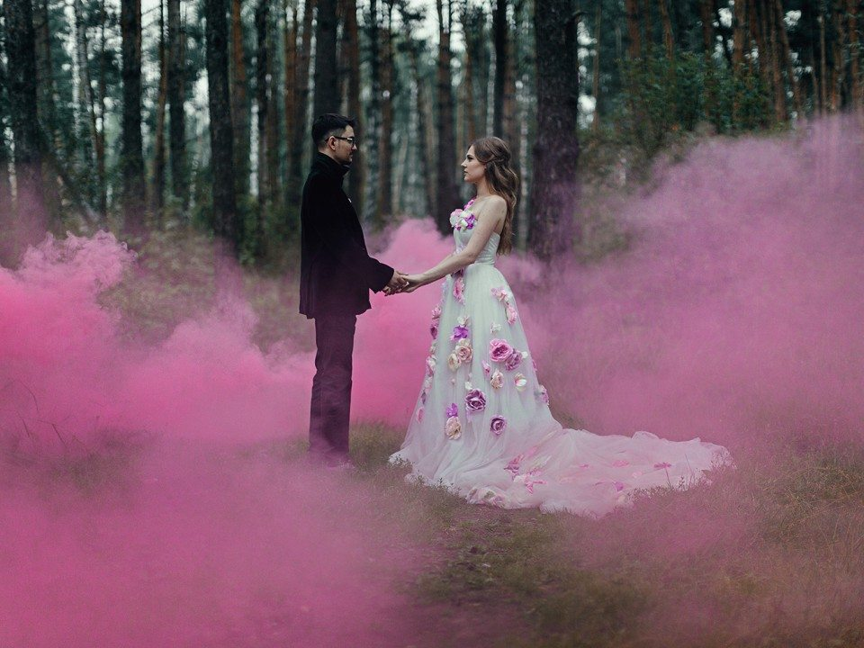Dark story of the light feelings: love-story Кристины и Максима
