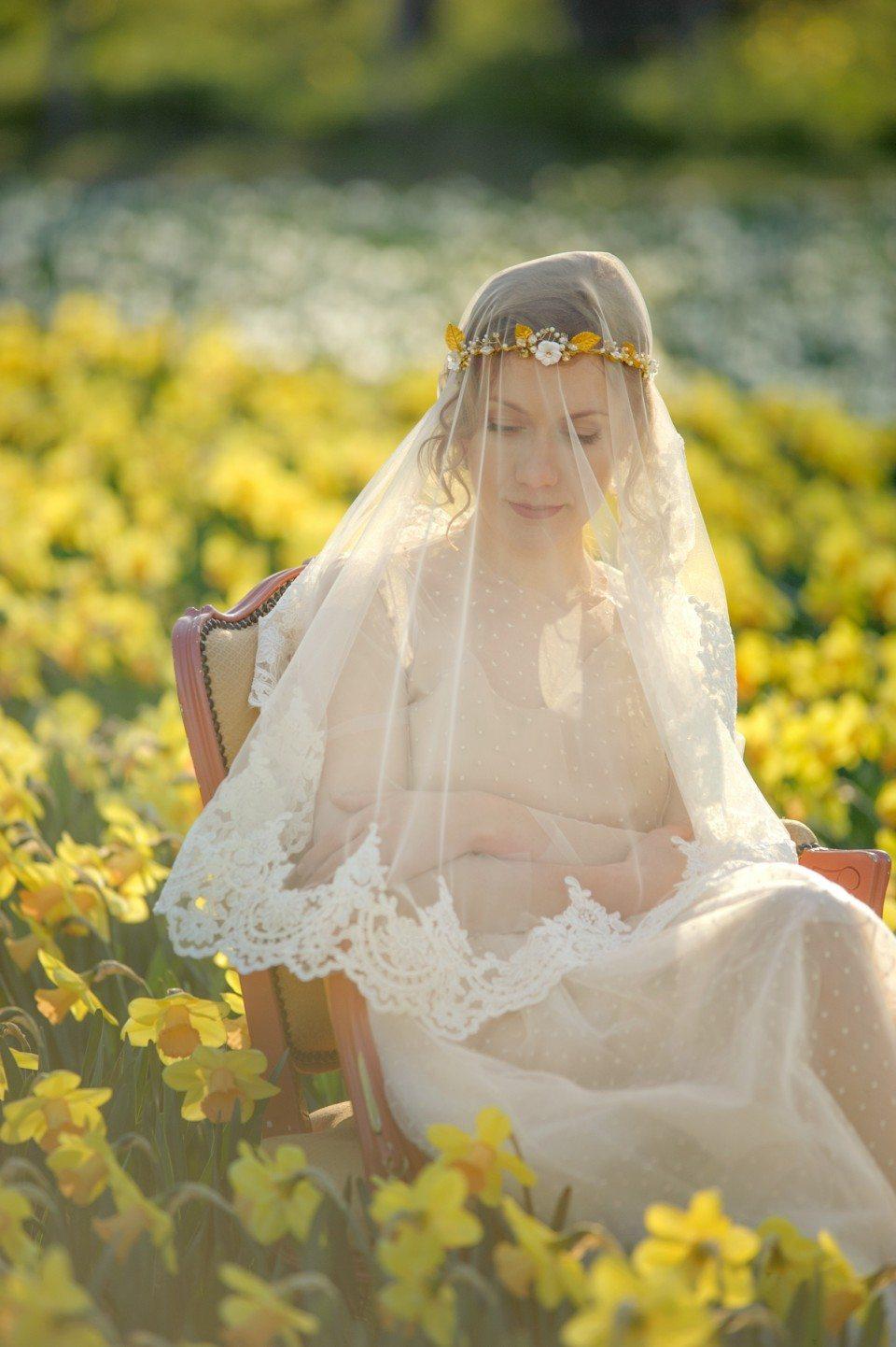 Цветочные поля: love-story Кати и Ильи