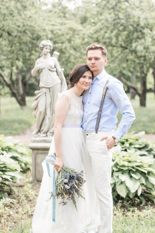 Месяц лаванды и меда: love-story Владимира и Карины