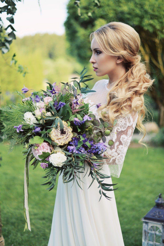 Rustic wedding: стилизованная съемка
