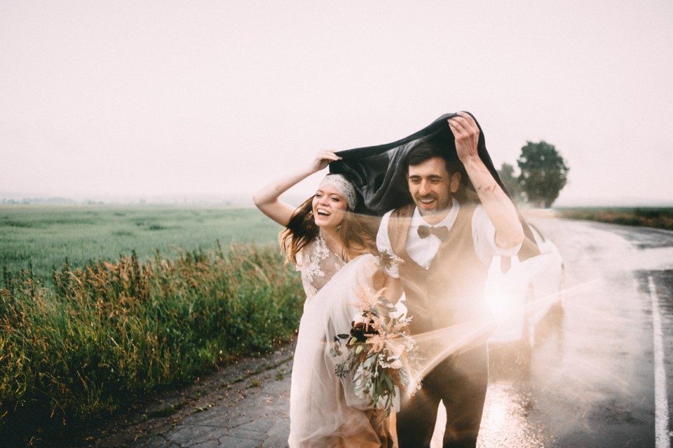 Не по плану: свадьба Саши и Эльвиры