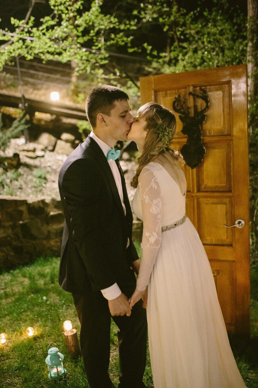 Сила весны: свадьба Сергея и Антонины