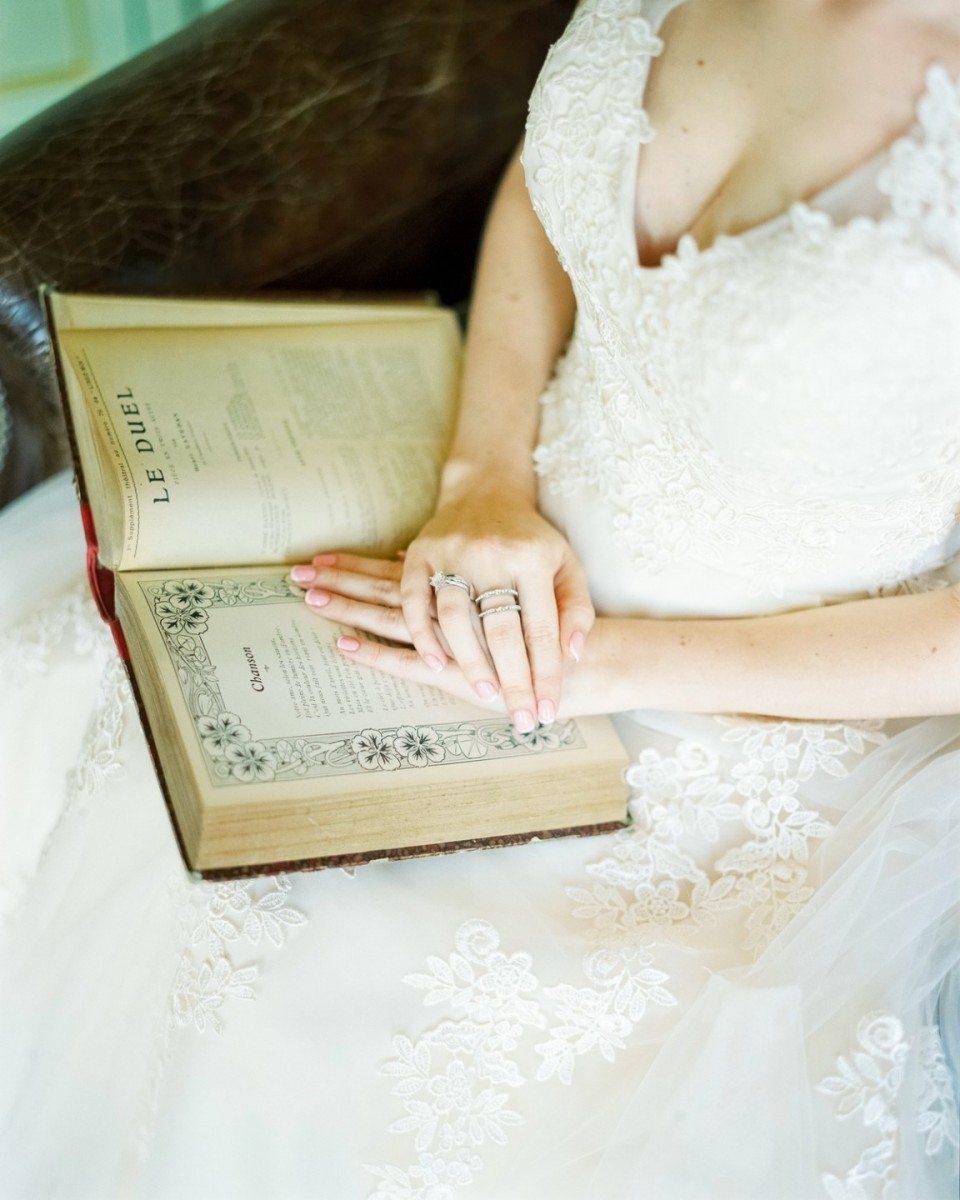 Бесконечная нежность: свадьба Александра и Марии