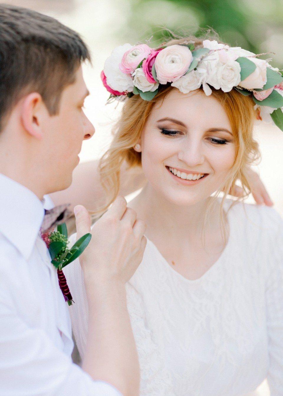 Не такие, как все: свадьба Алексея и Милы