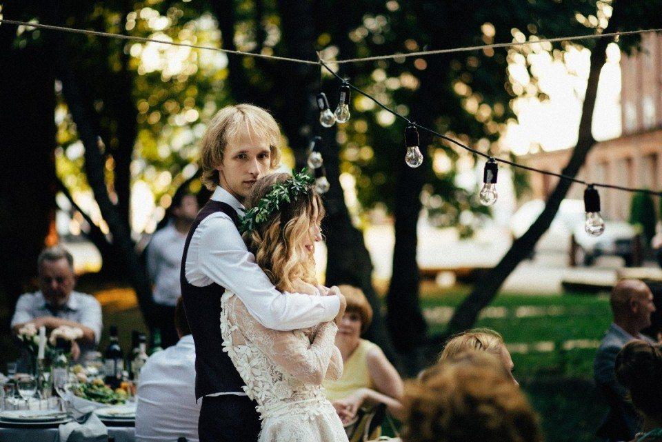 Самый солнечный день лета: свадьба Даниила и Елены