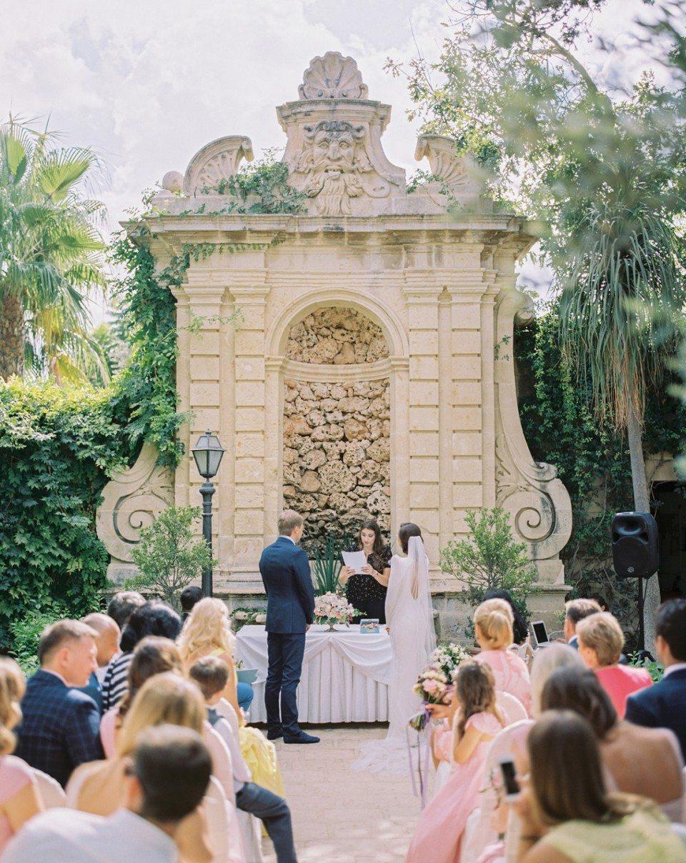 Райский остров: свадьба Даши и Андрея