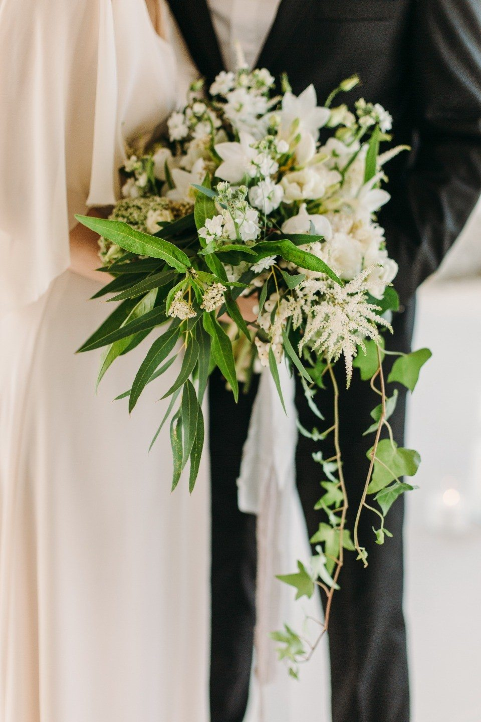 Свет и воздух: стилизованная свадебная съемка