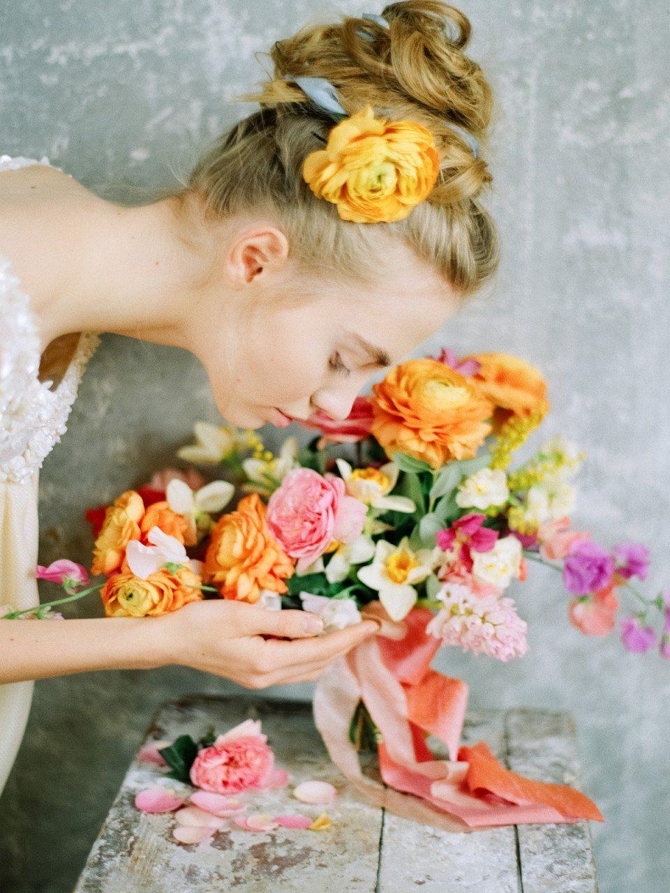 Wedding Talk: мастерская цветов и декора Flowerbazar