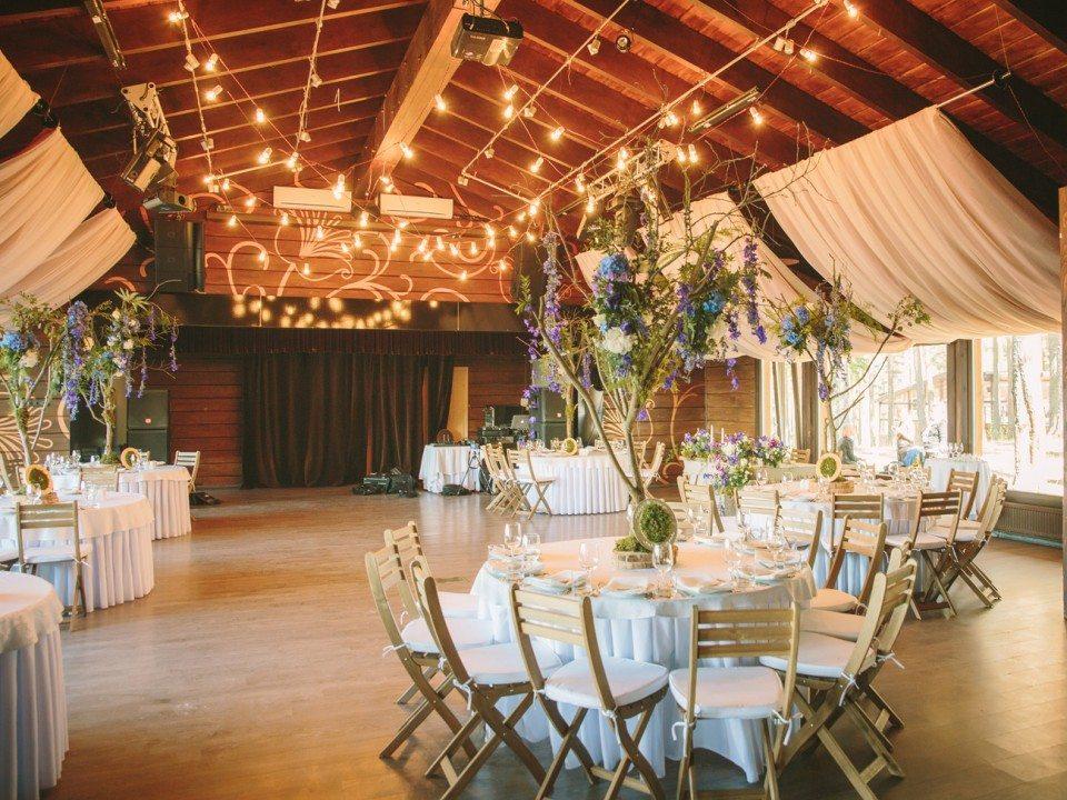 Закулисье свадеб: лесное очарование Артура и Яны