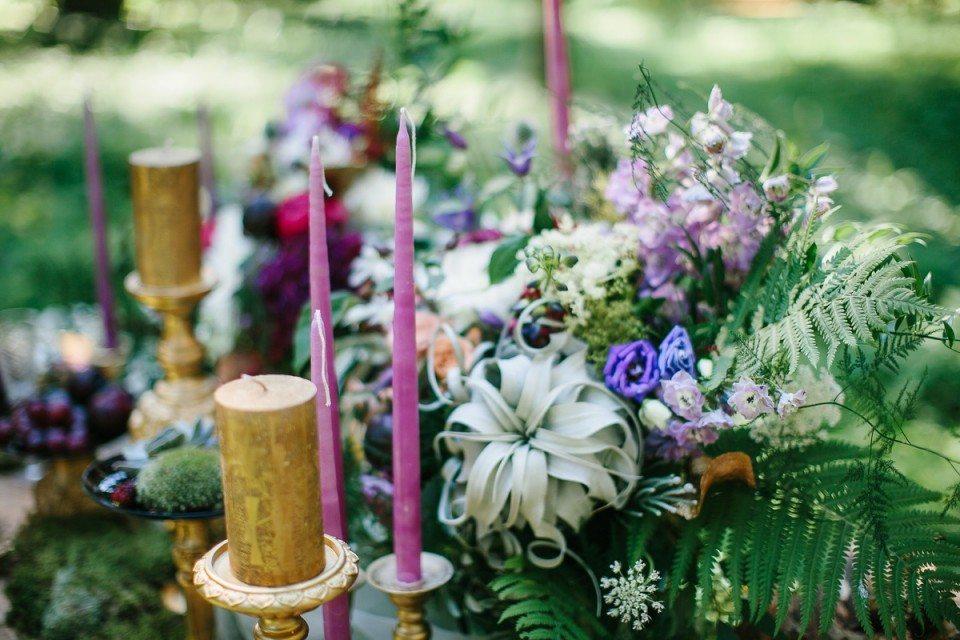 Закулисье свадеб: лесная сказка Анжелики и Антона