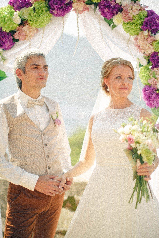 Путешествие в новую жизнь: свадьба Марины и Николая