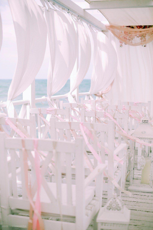 Пастельная нежность: свадьба Рауфа и Сейраны