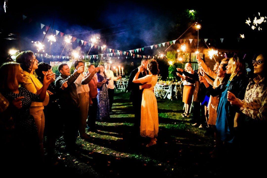 Яркие краски лета: свадьба Юрия и Юлии