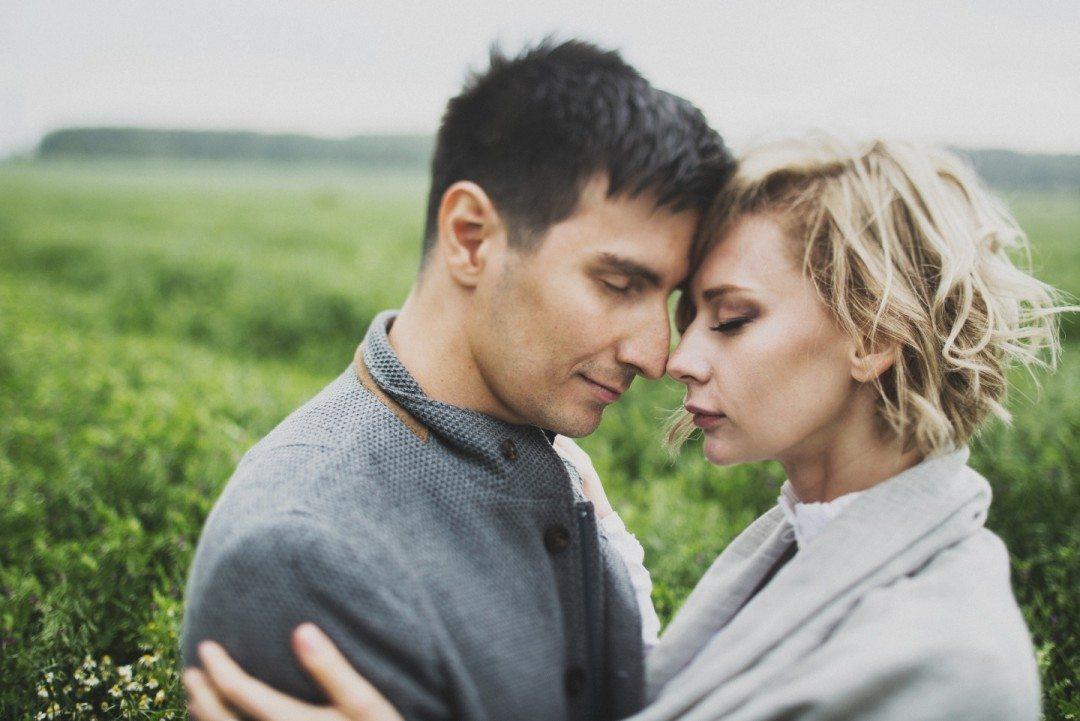 Наедине с природой: love-story Милы и Юры