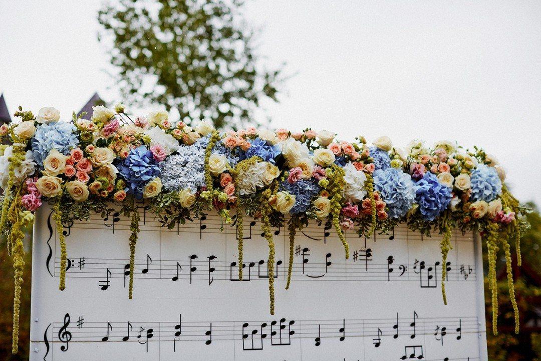 Закулисье свадеб: музыка любви Алены и Стаса