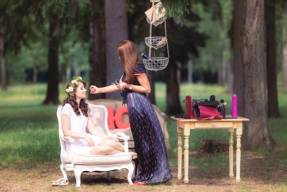 Закулисье свадеб: романтика и волшебство Юлии и Алексея
