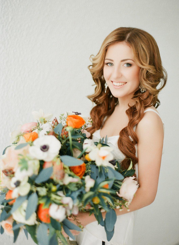 Мандариновое настроение: свадьба Рузалии и Вадима