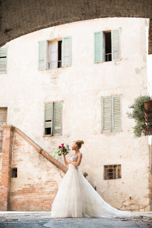 Воздух Италии: свадьба Александра и Ольги