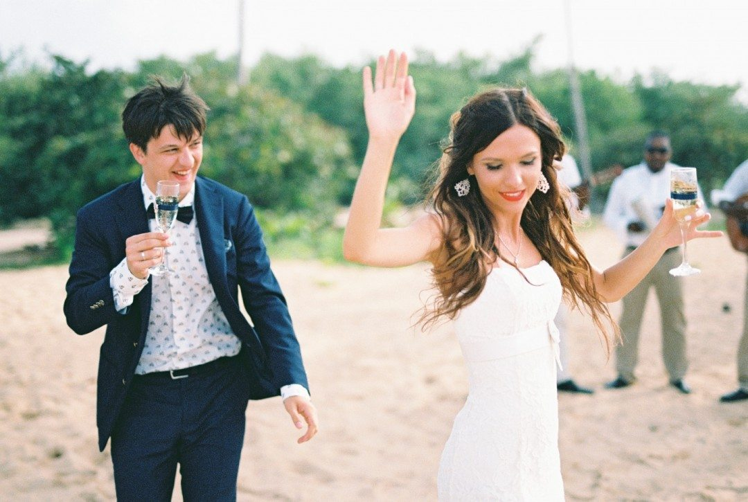 Every girl needs a Superhero: свадьба Ильи и Дарьи