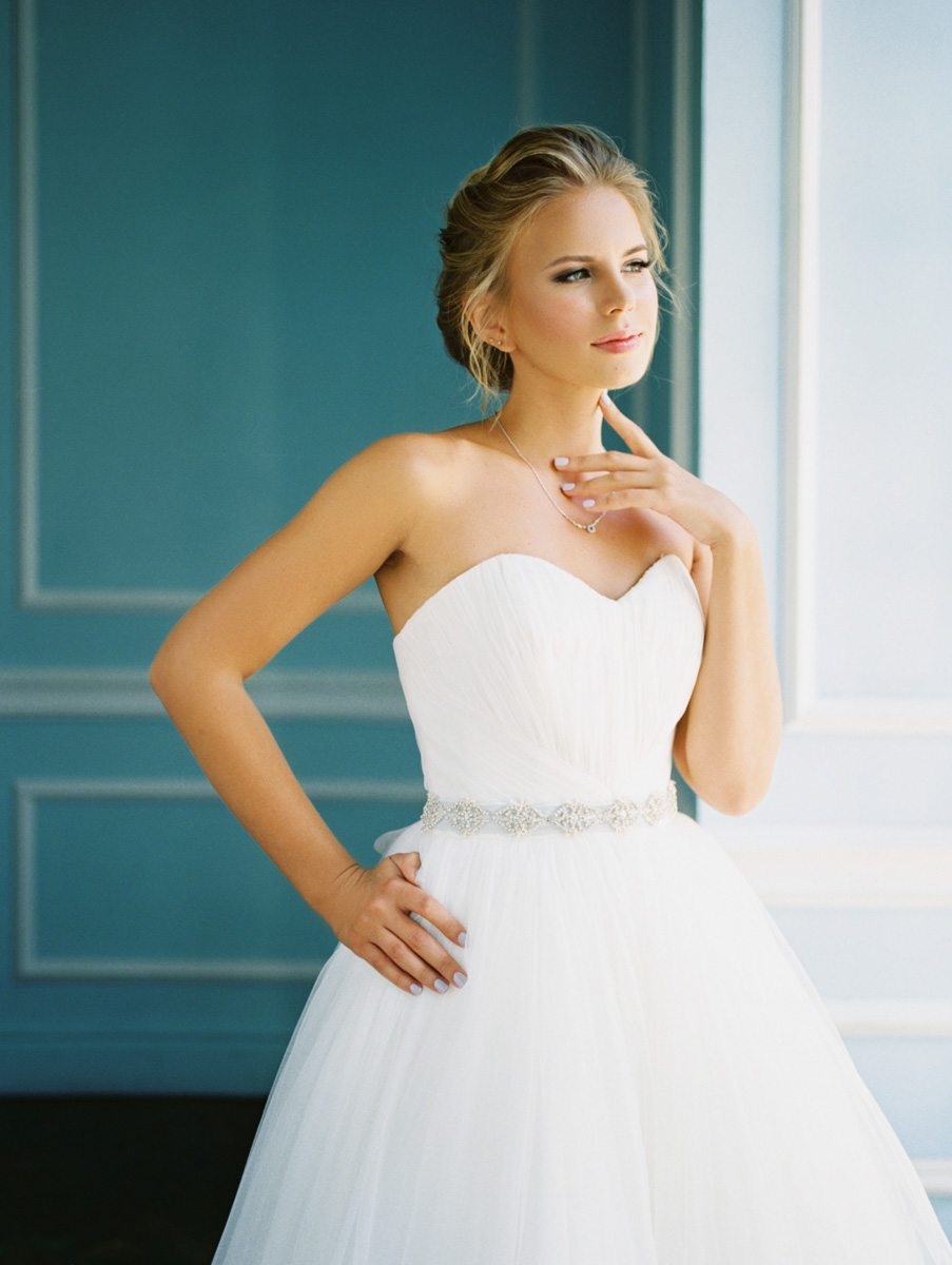 Невероятная нежность: свадьба Ирины и Никиты