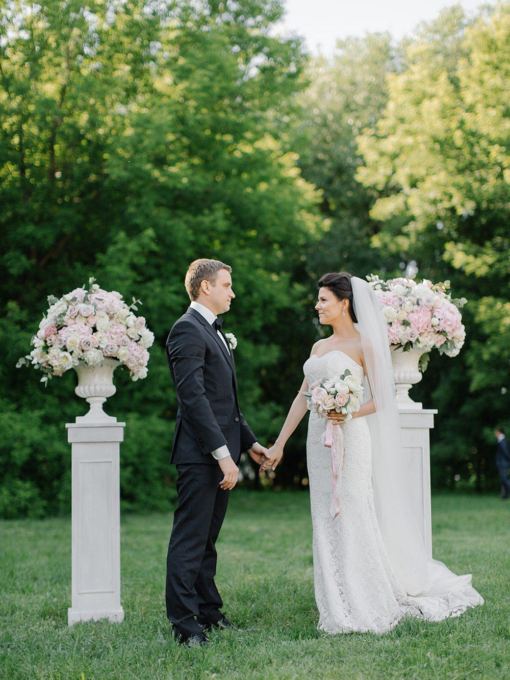 Нежность нашей любви: свадьба Любы и Вити