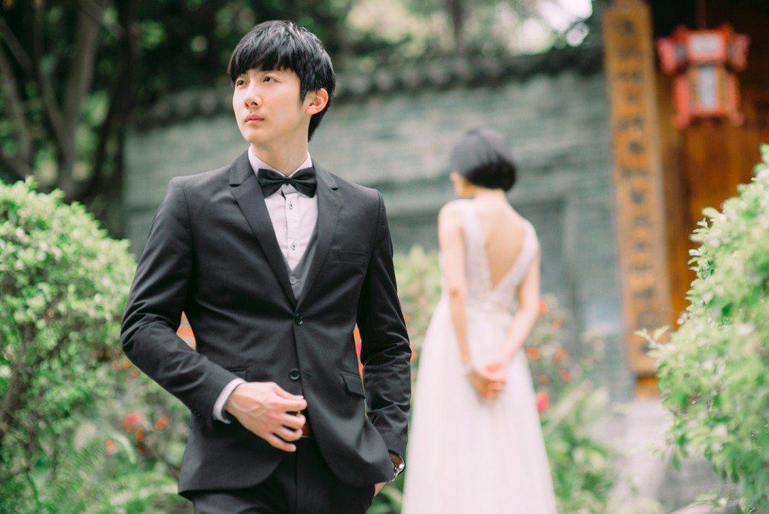Звон колокольчиков: стилизованная съемка в Китае